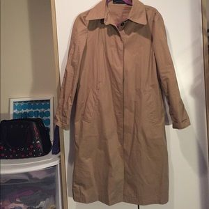 """Zara """"Awesome"""" Classic Trench coat"""